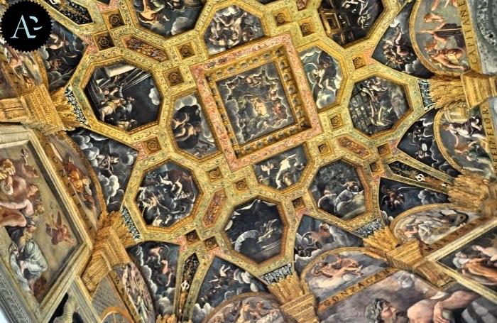 Palazzo Te Mantova | Amore e Psiche