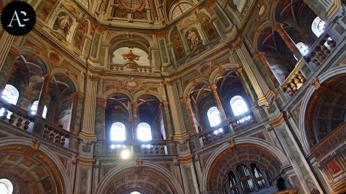 Church Sabbioneta | Church of Beata Vergine Incoronata