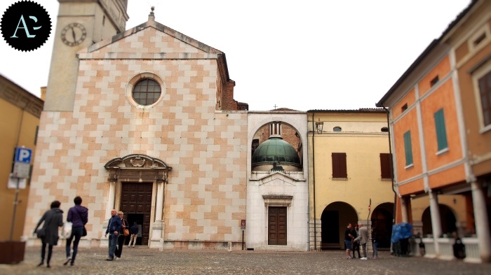 church Sabbioneta | church of Santa Maria Assunta