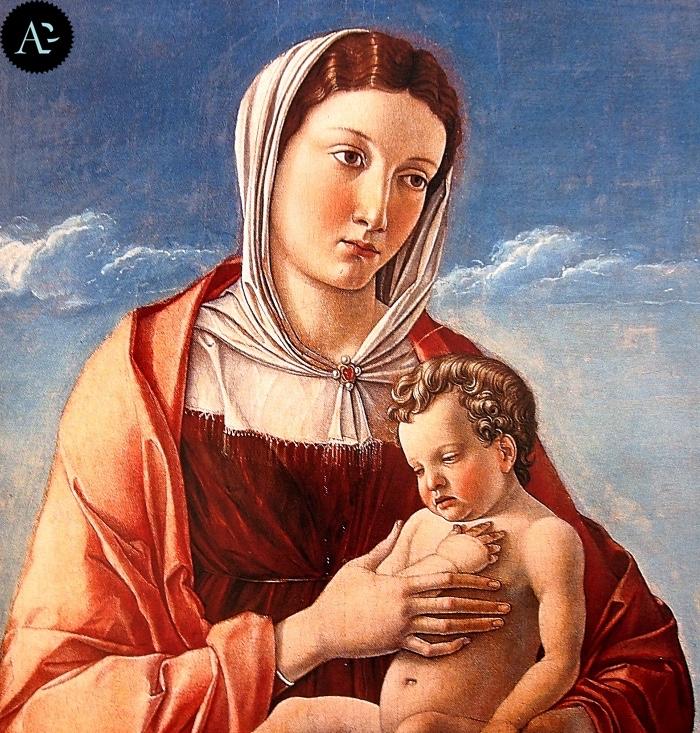 Giovanni Bellini | Madonna con Bambino
