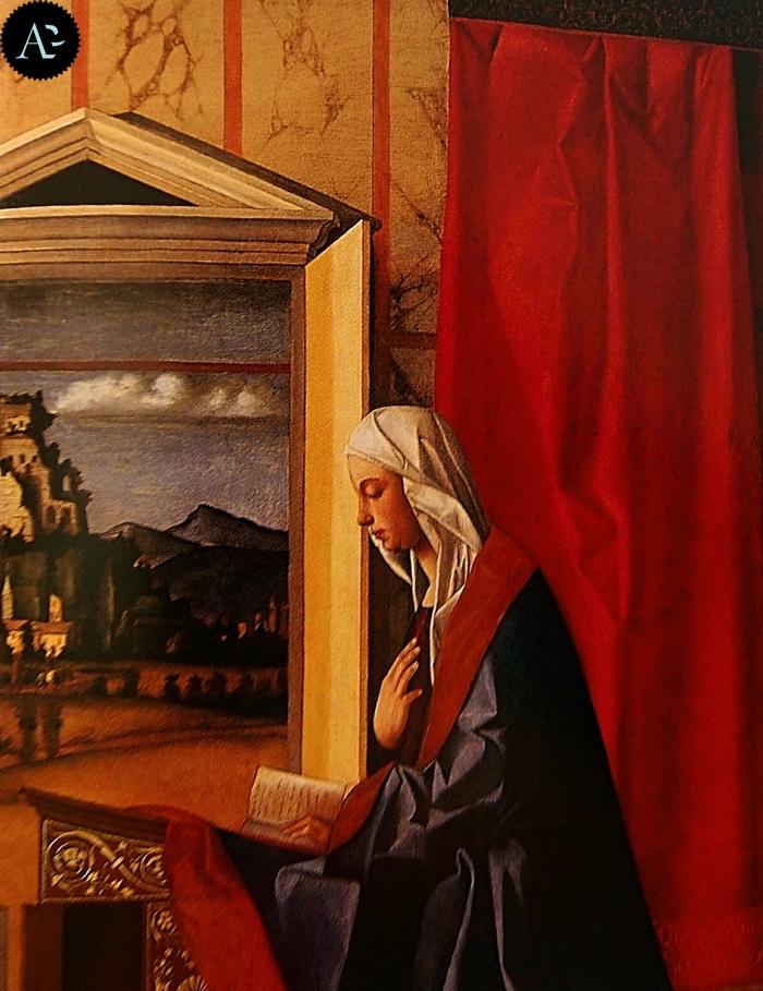 Giovanni Bellini | L'Annunciata
