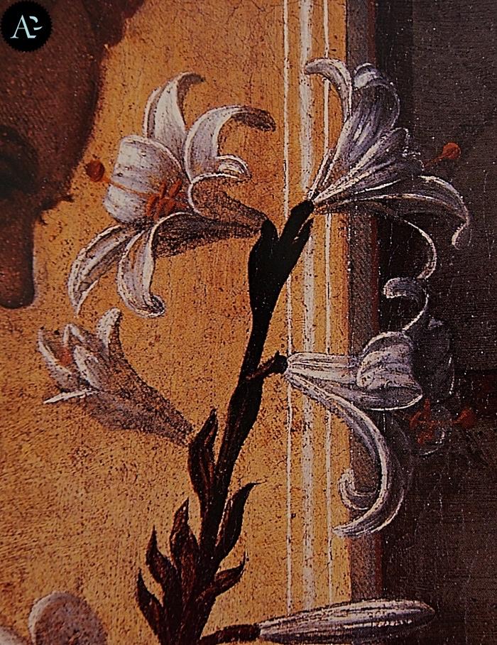Giovanni Bellini | L'Angelo annunciante