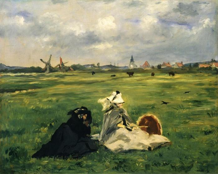 Edouard Manet | Le rondini