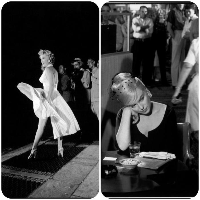 Marilyn Monroe | Elliott Erwitt |Henri Cartier-Bresson | Magnum Photos