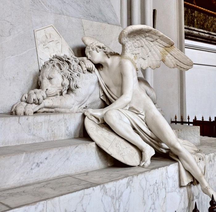 Monumento funebre a Maria Cristina d'Austria | Antonio Canova
