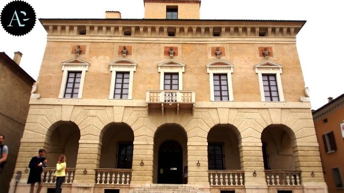 The Palazzo Ducale Sabbioneta