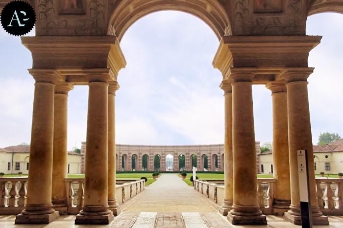 Mantova Palazzo Te