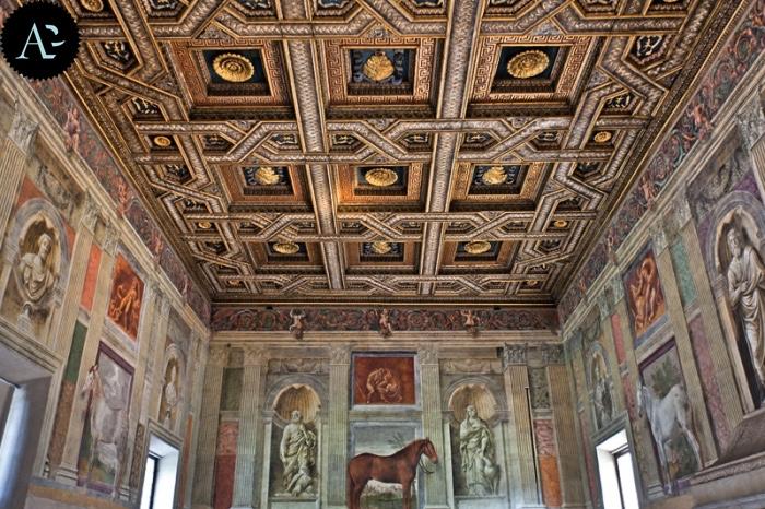 Palazzo Te Mantova | Sala dei Cavalli