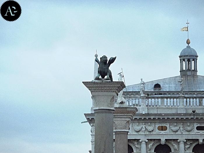 colonne San Teodoro e San Marco | Venezia