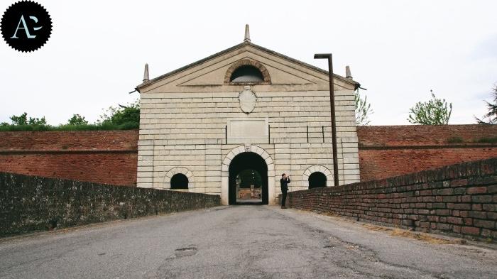 Porta Vittoria Sabbioneta