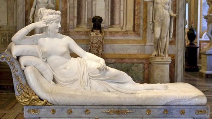 Paolini Borghese | Antonio Canova