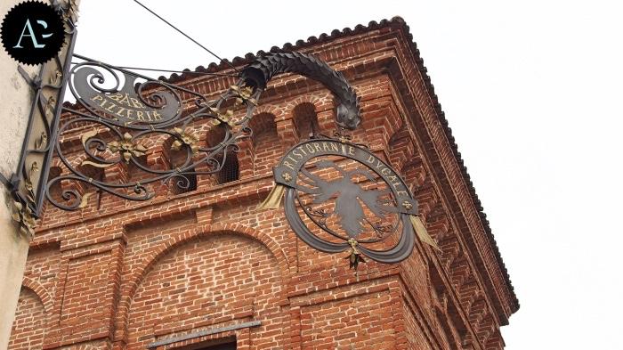 Sabbioneta town