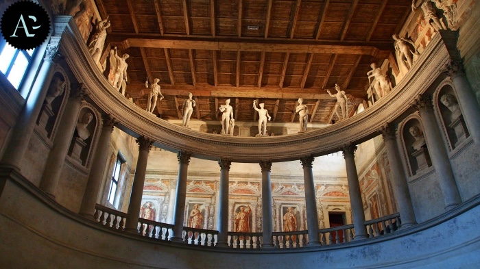 Sabbioneta Teatro All'Antica