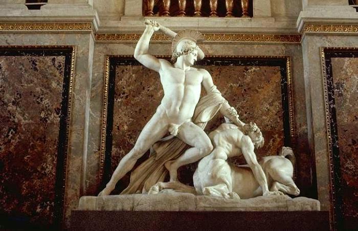 Teseo e il Centauro | Antonio Canova