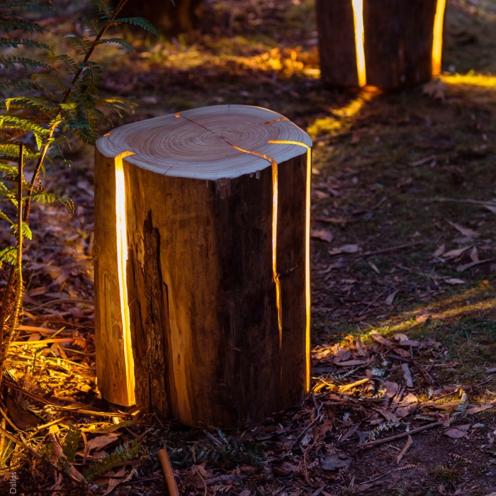 meerding lampada | legno