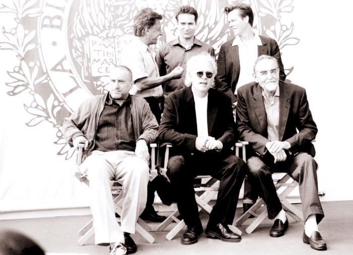 Festival del Cinema di Venezia - Dustin Hoffman | Kevin Bacon | De Niro | Gassman