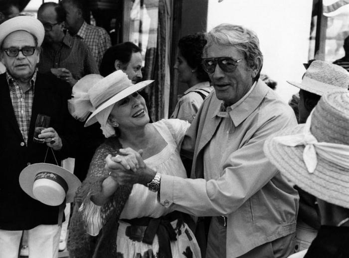 Gregory Peck | mostra del Cinema di Venezia