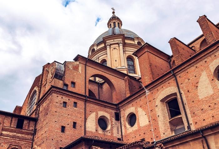 basilica Sant'Andrea Mantova