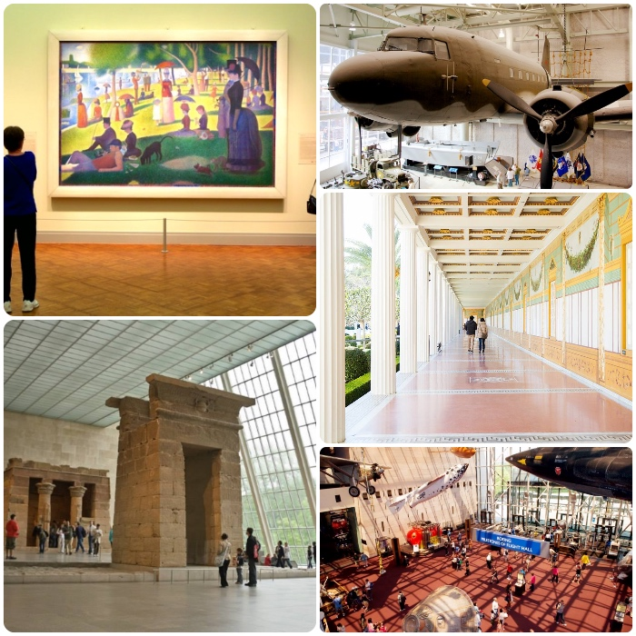 museums USA