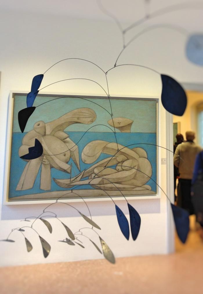 Collezione Guggenheim   Picasso e Calder