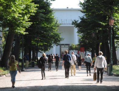 Giardini biennale | Padiglione Centrale