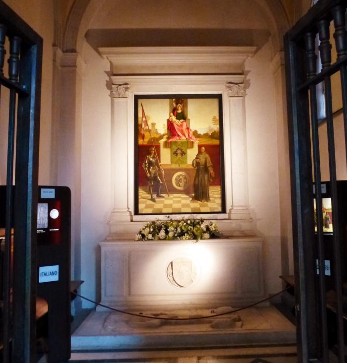 the Castelfranco Madonna | Giorgione