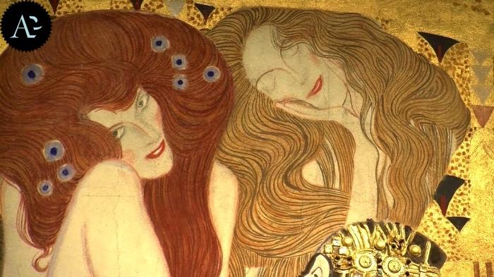 Klimt | Beethoven frieze