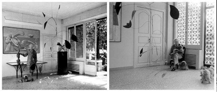 Peggy Guggenheim | Venice house