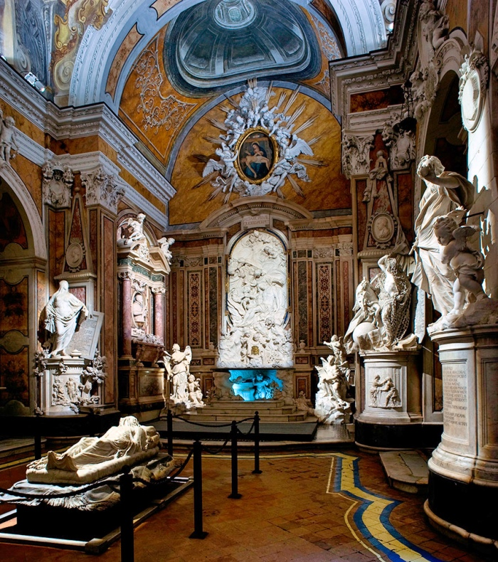 Sansevero chapel | Naples museums