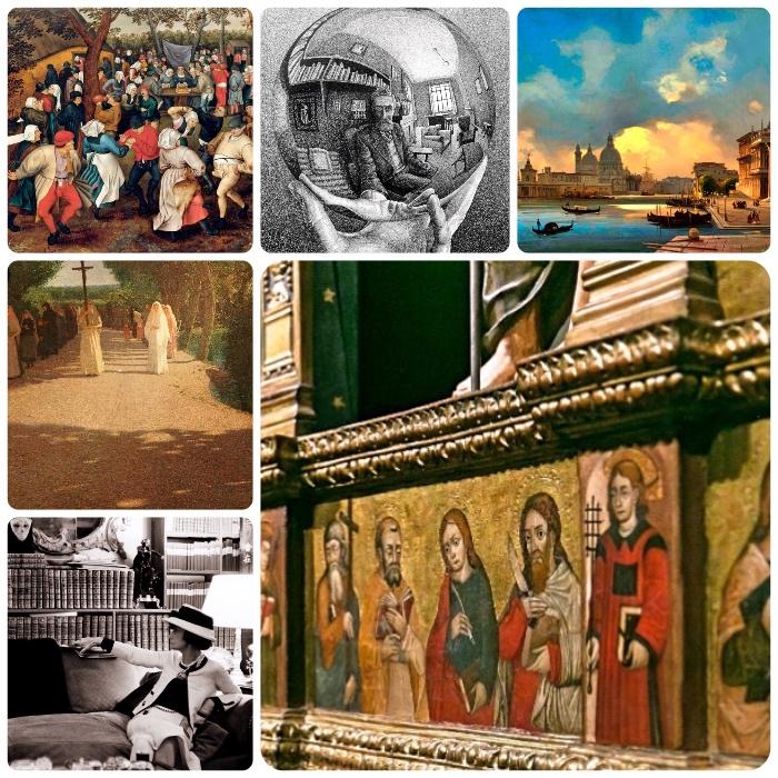 mostre settembre 2016 in Italia