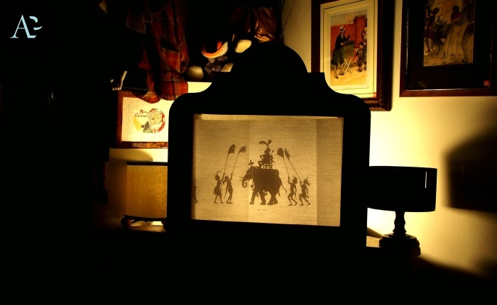 Chinese shadow |  Museum of  Precinema