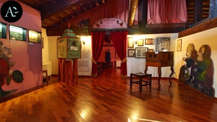 Museo Precinema interno