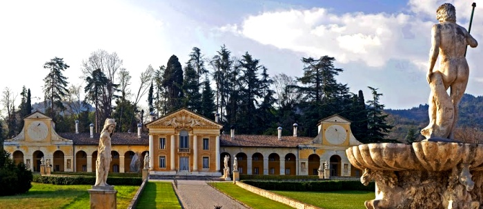 villa Barbaro Maser | Palladio
