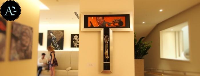 Andrea Prandi   mostra Venezia
