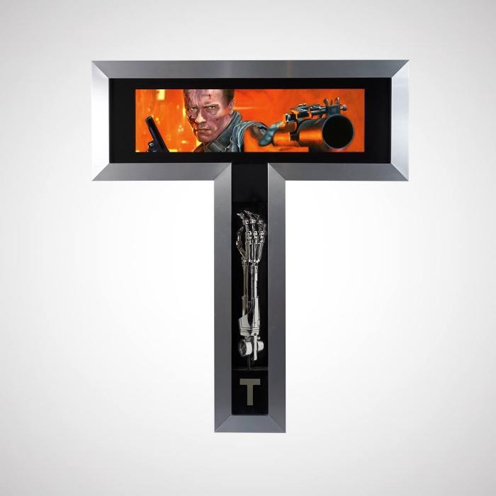 Andrea Prandi   opera Terminator