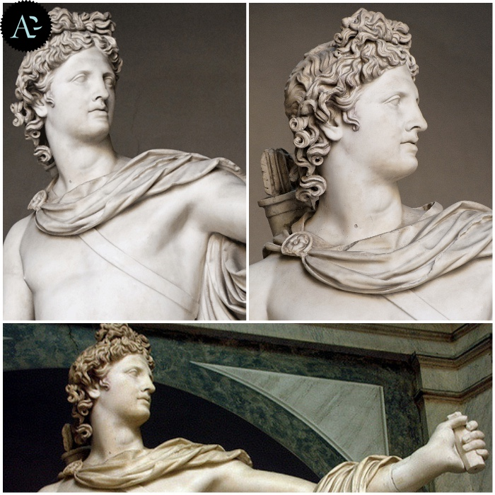 Apollo del Belvedere | musei Vaticani