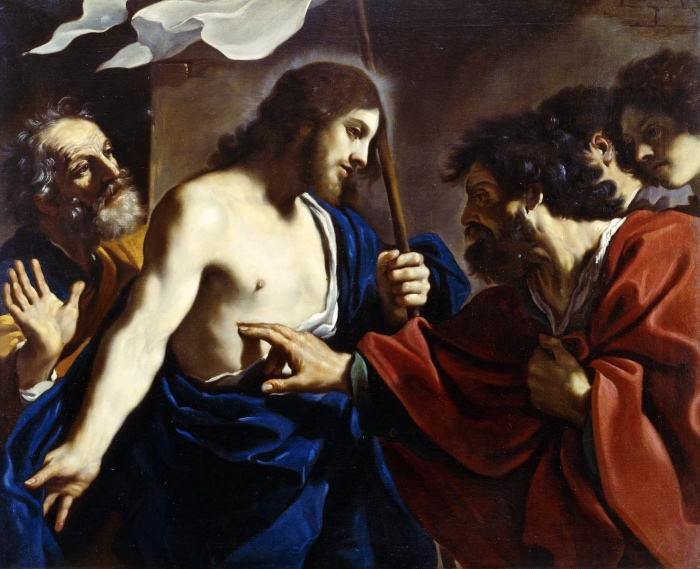 Guercio   Incredulità di San Tommaso