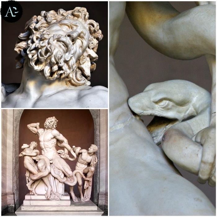 Laocoonte | musei Vaticani