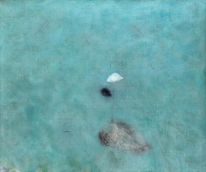 Pisacane Arte | Luca Bonfanti | Omaggio alle acque