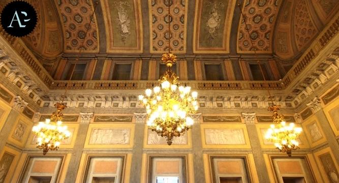 Villa Reale di Monza | Salone da ballo
