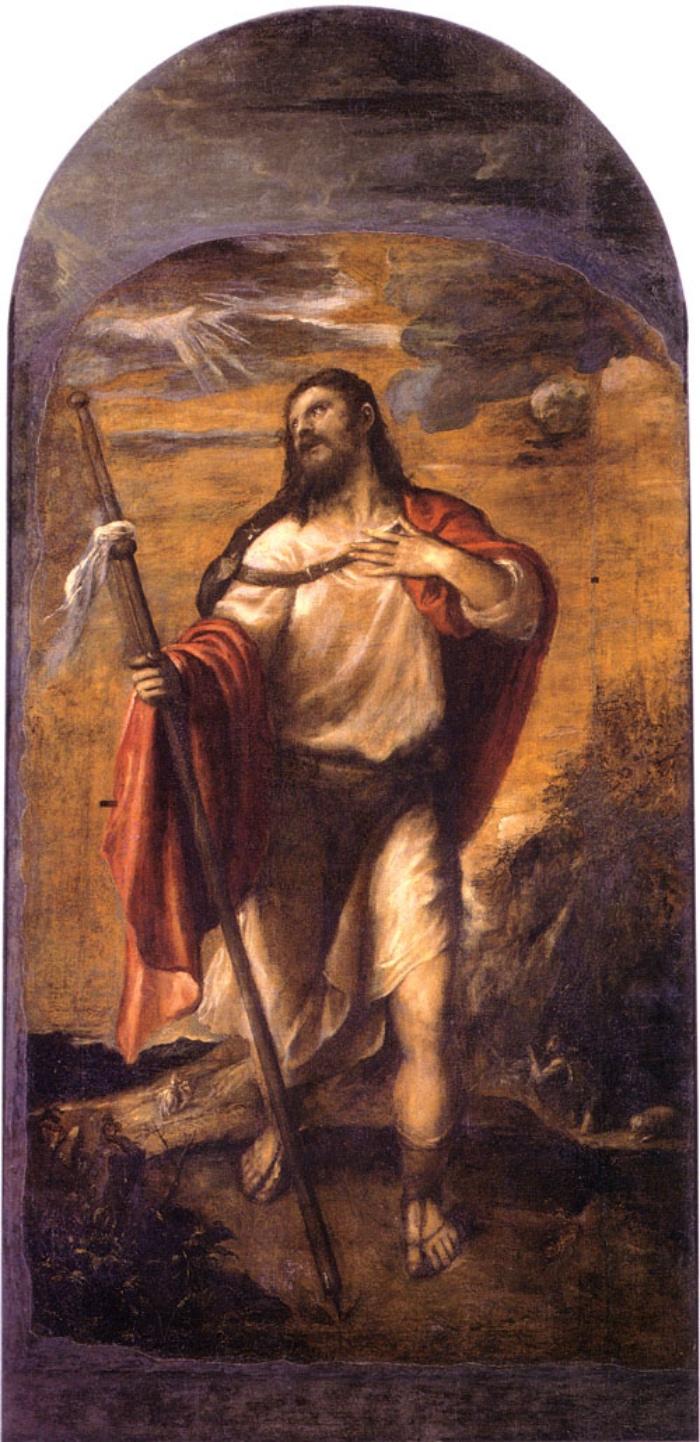 San Giovanni apostolo | Tiziano Vecellio