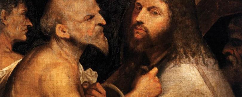 Cristo Portacroce | Tiziano