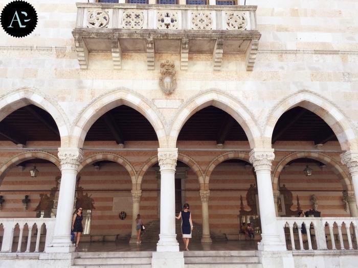 Piazza Libertà Udine