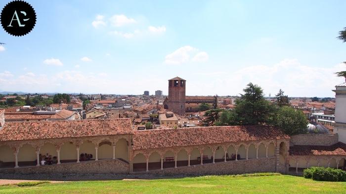 Udine vista da Castello