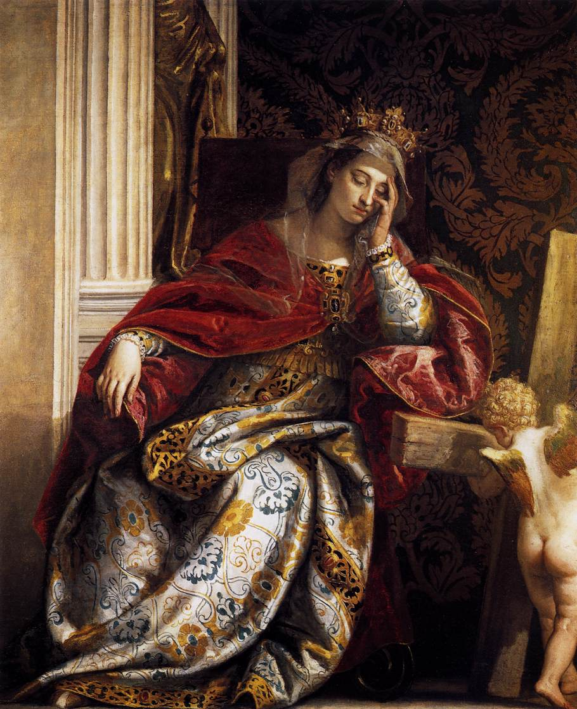 Paolo Veronese | Sant'Elen