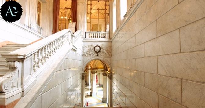 Villa Reale Monza | scala
