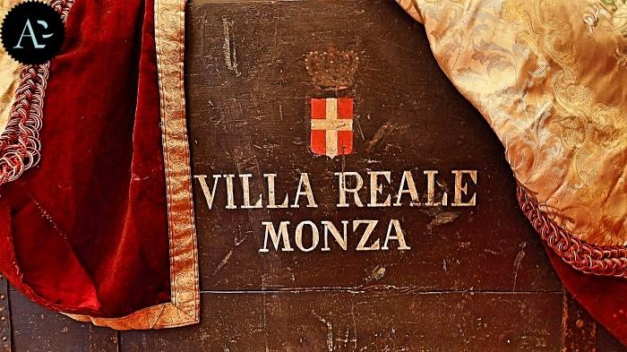 Villa Reale Monza | dettaglio