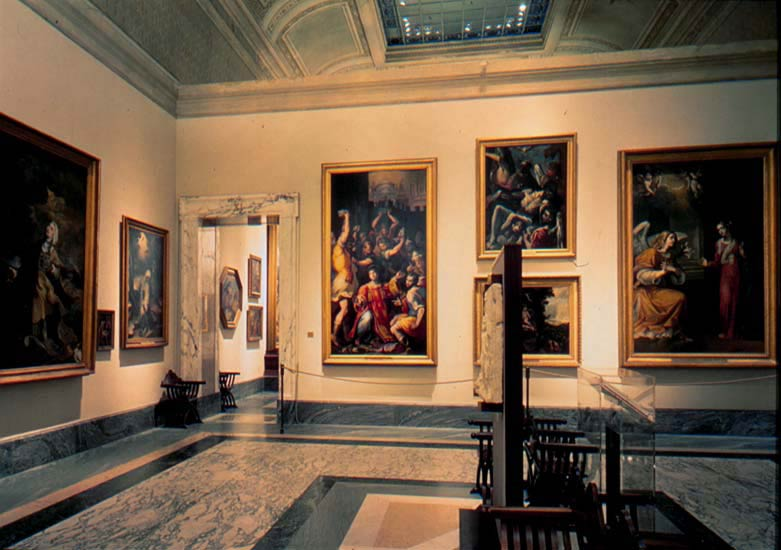 Pinacoteca Vaticana | interni