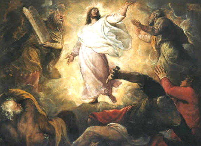 Trasfigurazione di Cristo | Tiziano