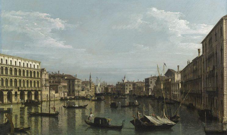 mostra Canaletto Bellotto